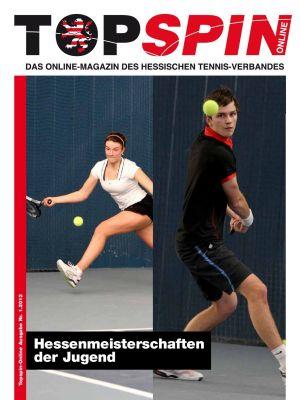 Titelfoto Topspin Online Nr. 01/2012
