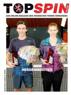 Titelfoto Topspin Online Nr. 03/2016