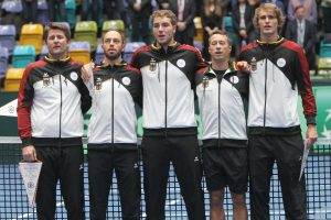 Davis Cup Deutschland - Ungarn 2019