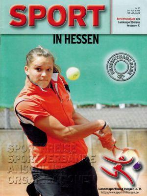 Titelfoto Sport In Hessen Nr. 15/2005