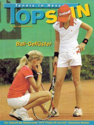 Titelfoto Topspin Nr. 166/2005