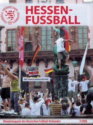 Titelfoto Hessen-Fussball 07/2006