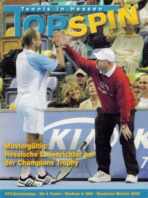 Titelfoto Topspin Nr. 175/2006