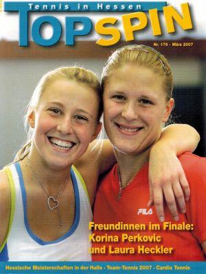 Titelfoto Topspin Nr. 176/2007