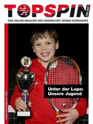 Titelfoto Topspin Online Nr. 01/2010