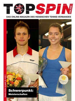 Titelfoto Topspin Online Nr. 02/2011