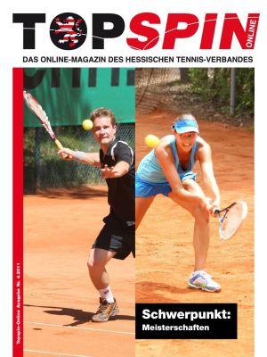 Titelfoto Topspin Online Nr. 04/2011