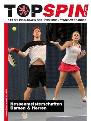 Titelfoto Topspin Online Nr. 02/2012