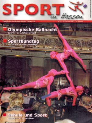 Titelfoto Sport in Hessen Nr. 20/2012