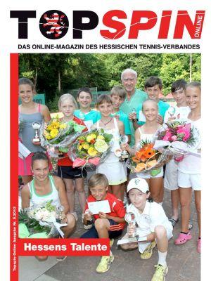 Titelfoto Topspin Online Nr. 05/2013