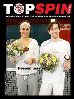 Titelfoto Topspin Online Nr. 02/2014