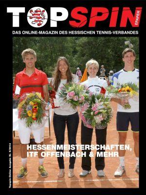 Titelfoto Topspin Online Nr. 05/2014