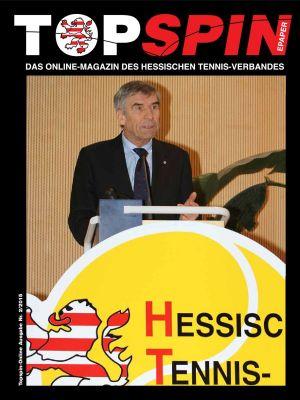 Titelfoto Topspin Online Nr. 02/2015