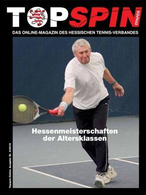 Titelfoto Topspin Online Nr. 03/2015