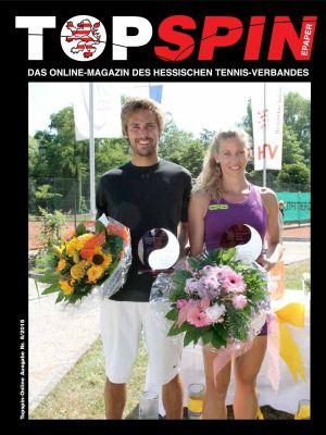 Titelfoto Topspin Online Nr. 05/2015