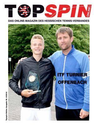 Titelfoto Topspin Online Nr. 06/2016