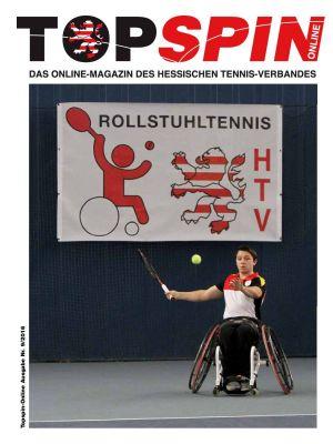 Titelfoto Topspin Online Nr. 09/2016