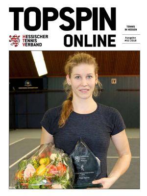 Titelfoto Topspin Online Nr. 02/2018