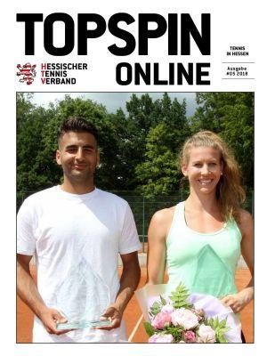 Titelfoto Topspin Online Nr. 05/2018