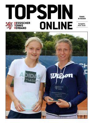 Titelfoto Topspin Online Nr. 06/2018