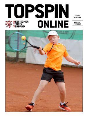 Titelfoto Topspin Online Nr. 08/2019